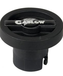 Gaslow filler cap black