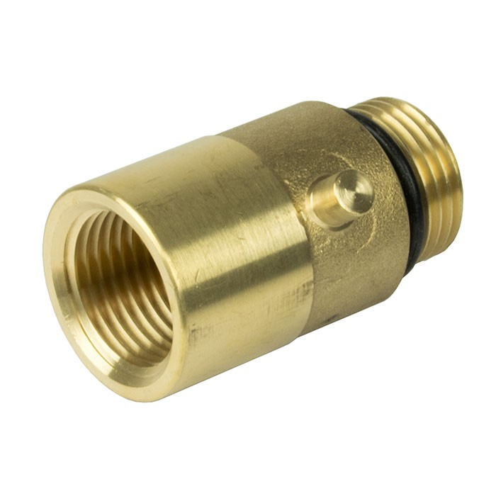 UK Bayonet Gas Adaptor