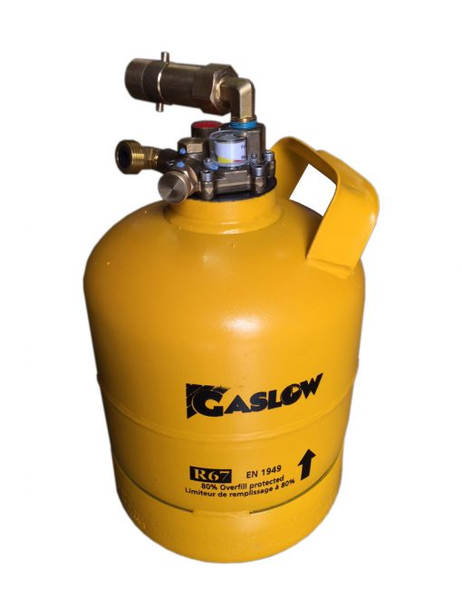gaslow 6kg r67 direct fill bottle kit