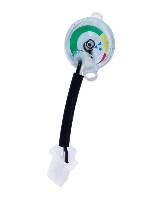 gaslow remote led gauge for r67 bottles