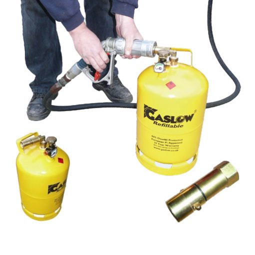 gaslow direct fill bottle kits