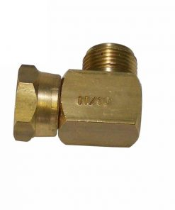 gaslow 01-1677 right angle adapter