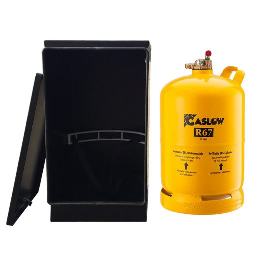 11kg gas bottle locker